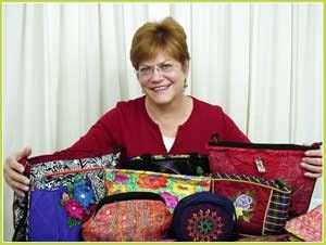 Linda's handbags and purses