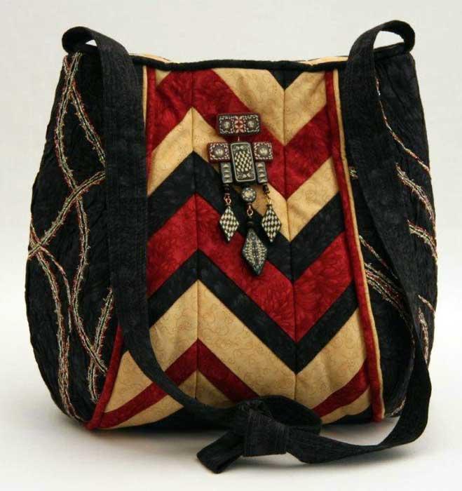 781 Pocket Pouch Handbag Pattern