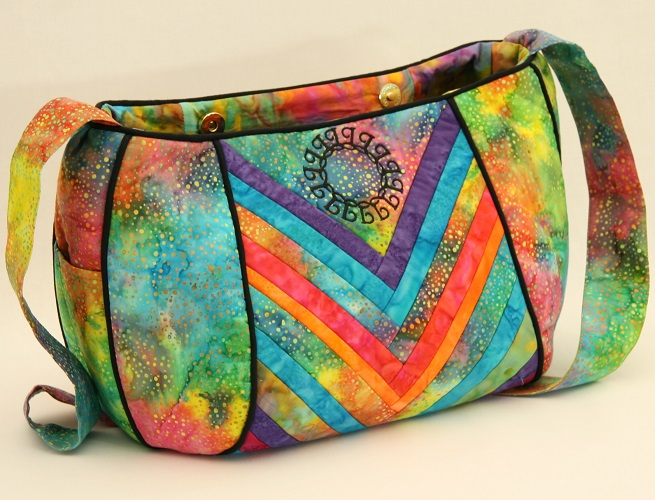 781 Pocket Pouch Handbag Pattern