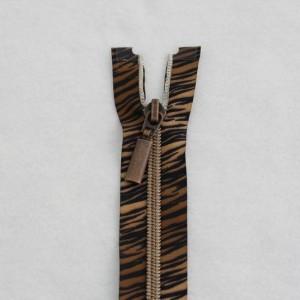 Tiger zipper