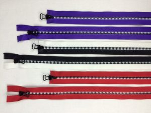 2-Way Zippers - 36""