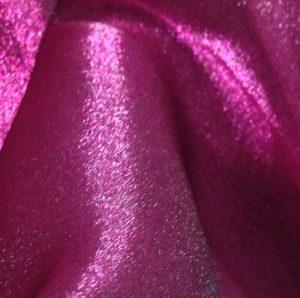 Burgundy Iridescent Organza