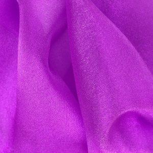 Magenta Sparkle Organza