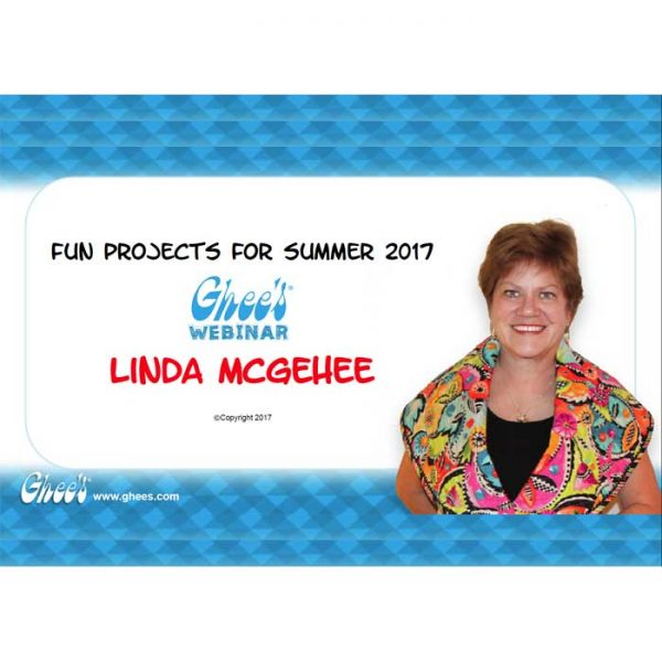 Fun Projects for Summer 2017