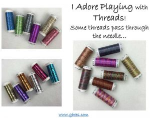 Cultivate Your Thread Obsession