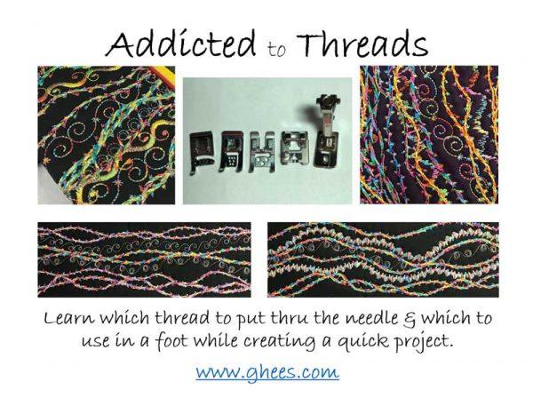Addicted to Threads